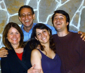 Carrie, Larry, Nicole, Andrew
